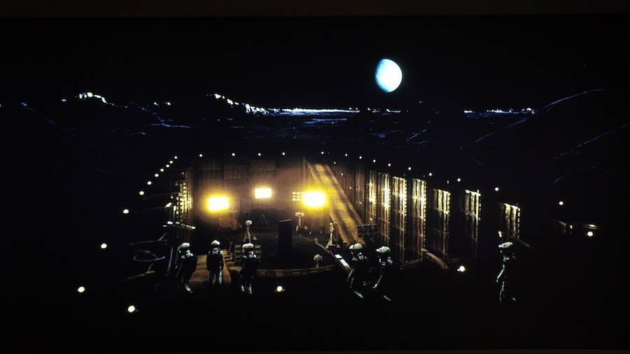Space Odyssey Exhibit