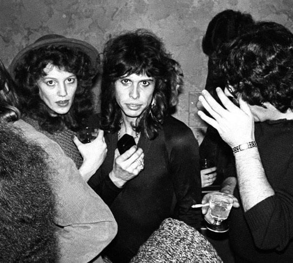 Steven Tyler With Underage Girls