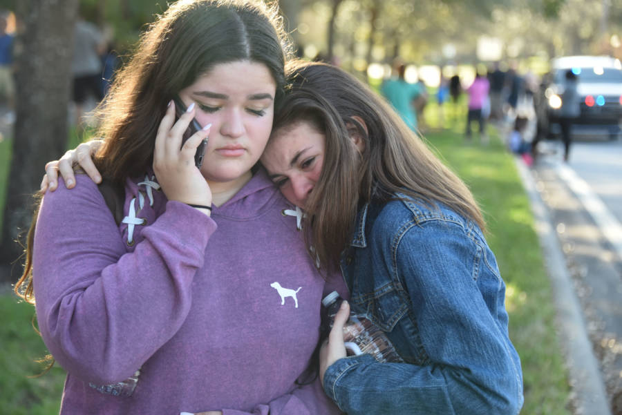 Students React To Shooting