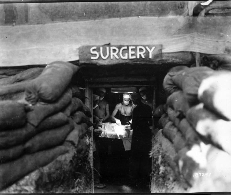 World War II Surgery