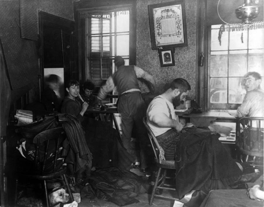 Sweatshop Workers
