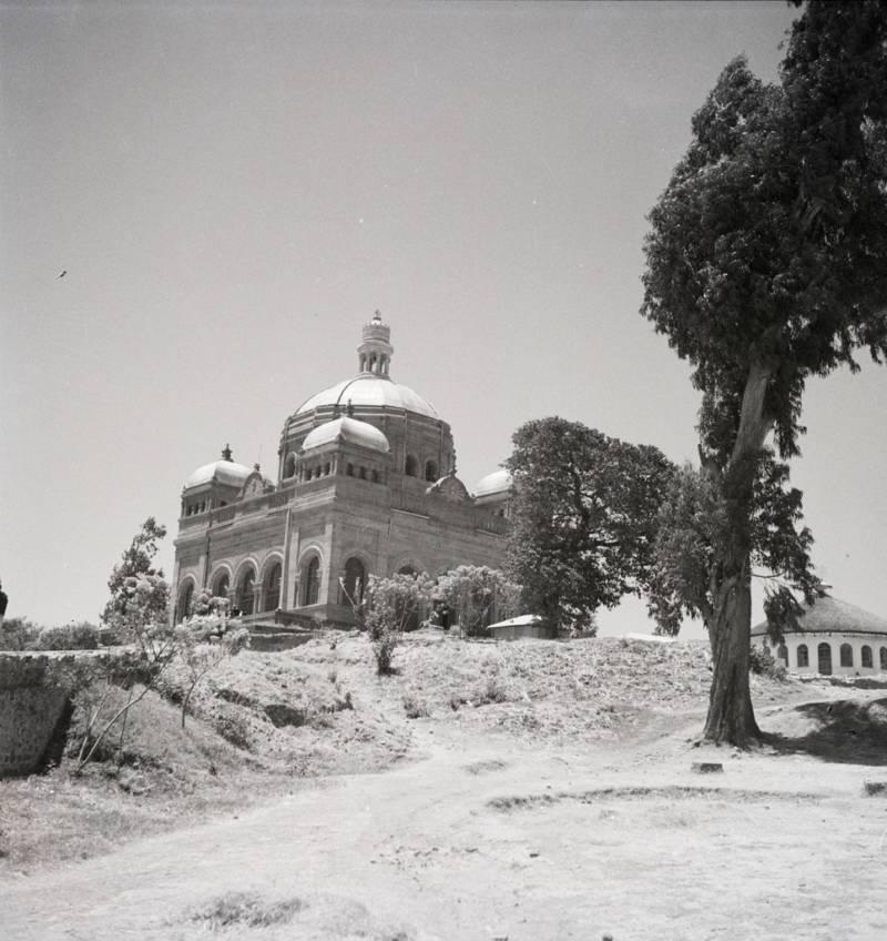 Temple In Ethiopia