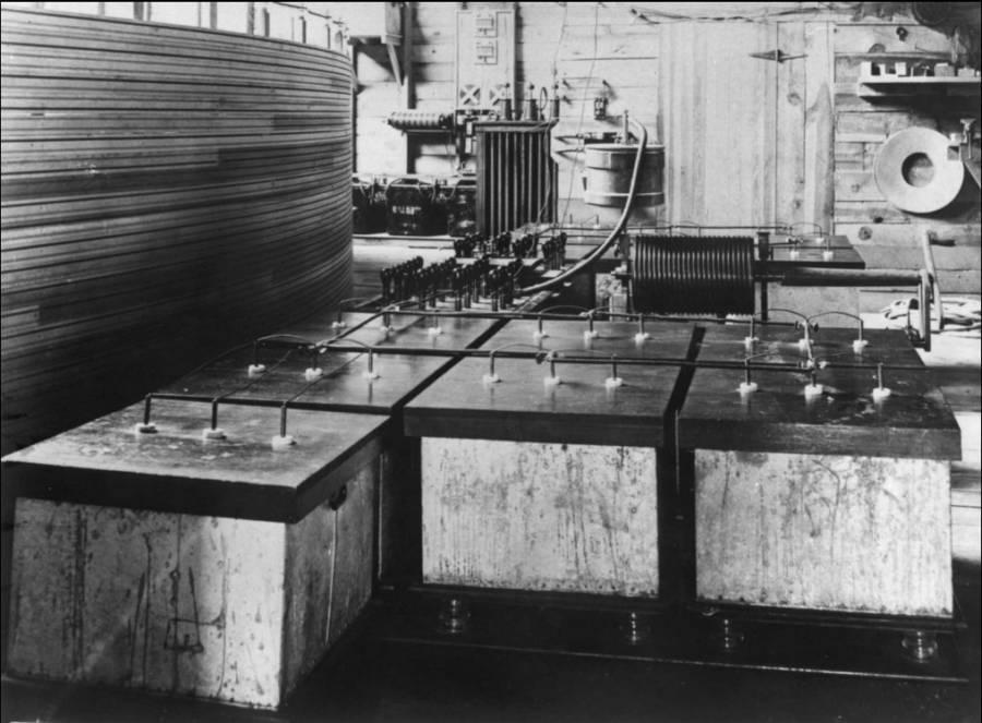 Teslas Power Circuit