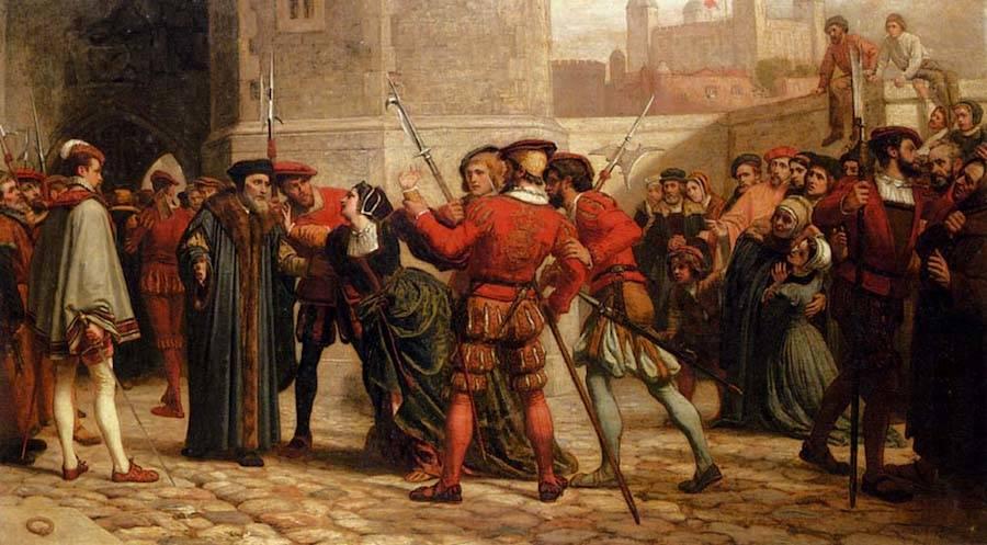 Thomas More Death Sentence