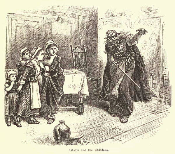Tituba And Children