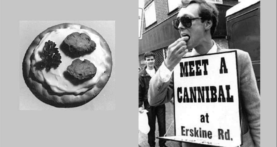 Rick Gibson Cannibal Art