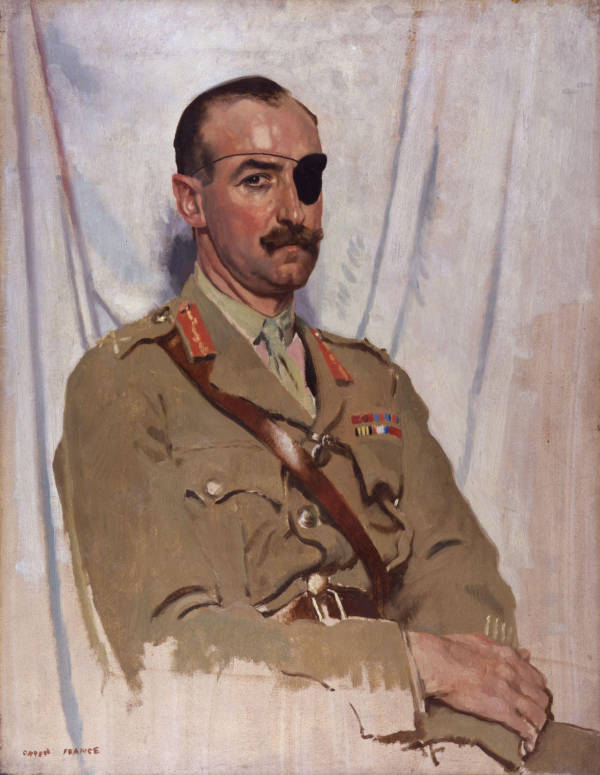 War Portrait 1919