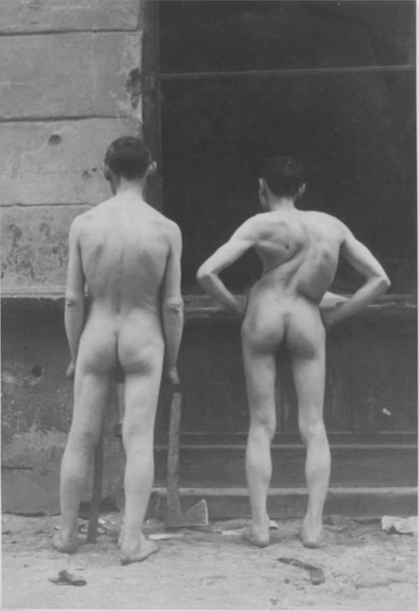 Warsaw Residents Stripped Naked
