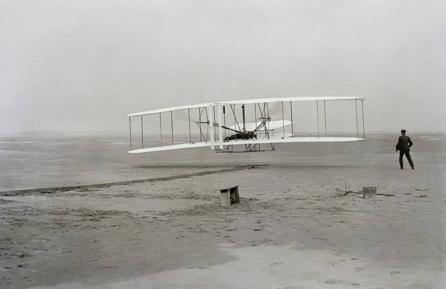 Wrights Brothers Plane