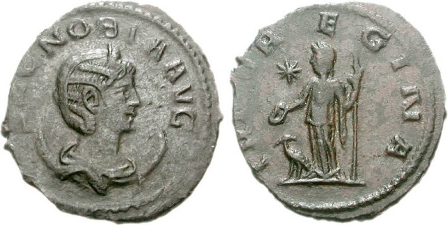 Zenobia On Coins