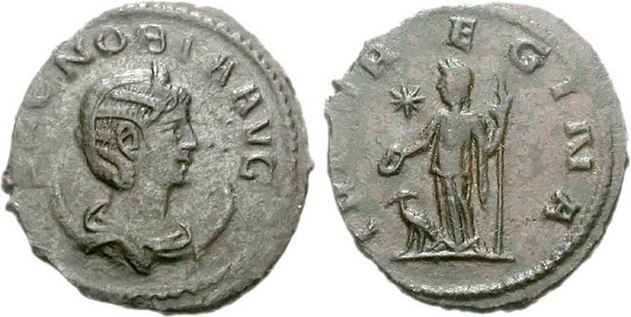 Zenobia On Coins