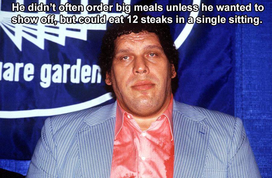 12 Steaks
