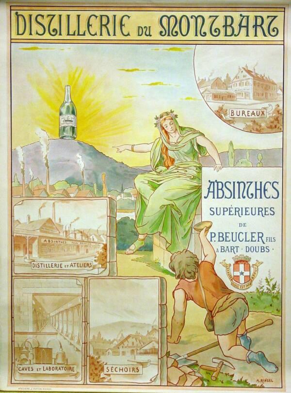 Distillery Poster