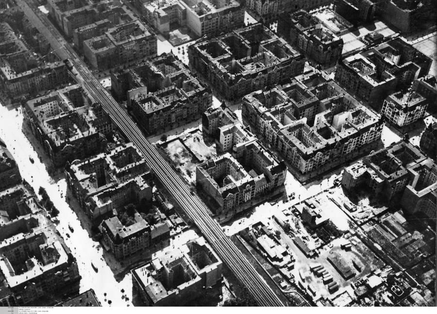 Aerial Photo Of Berlin