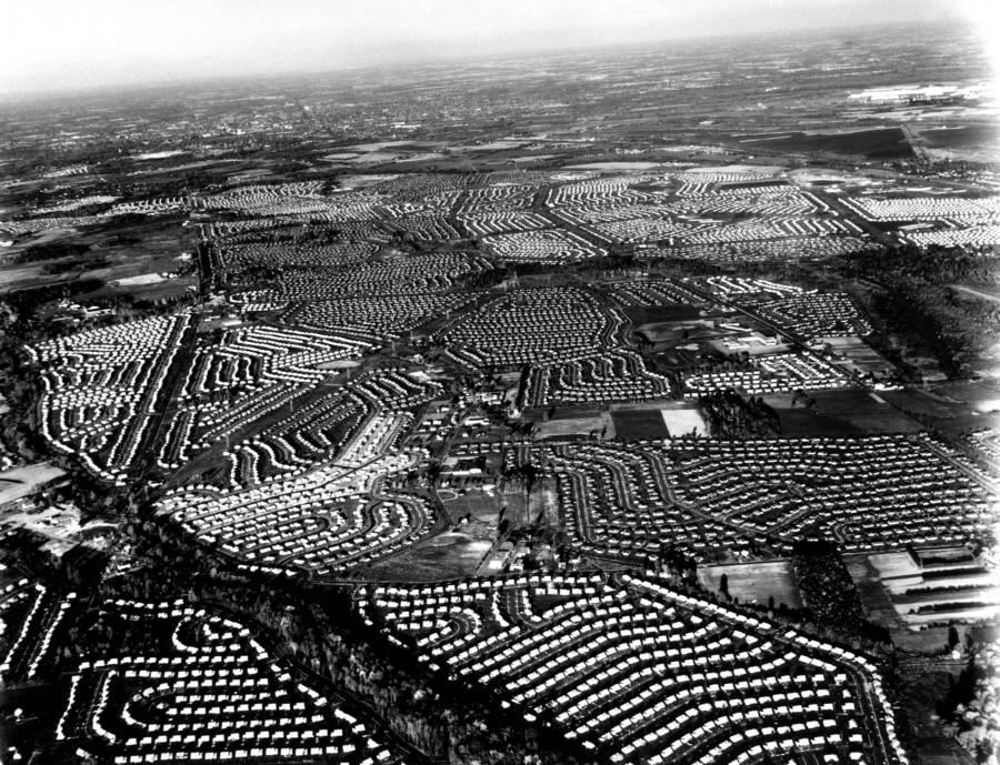Historical Aerial Photos Houses