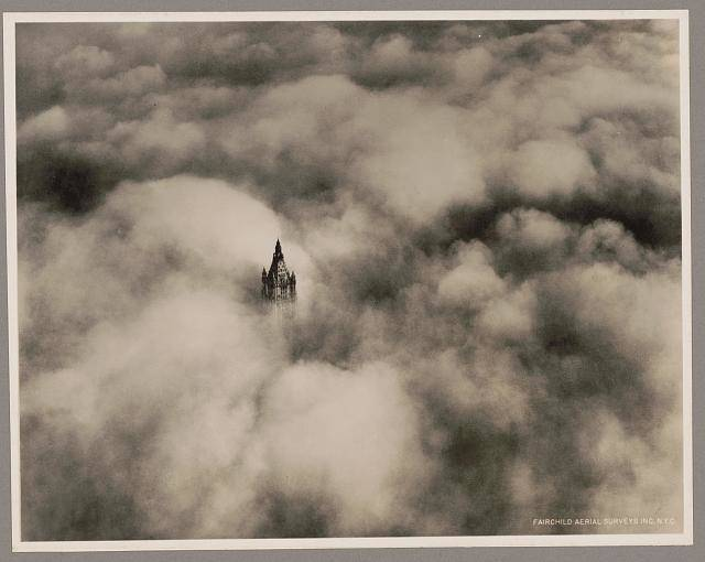 Aerial Photo Of Woolworth Building