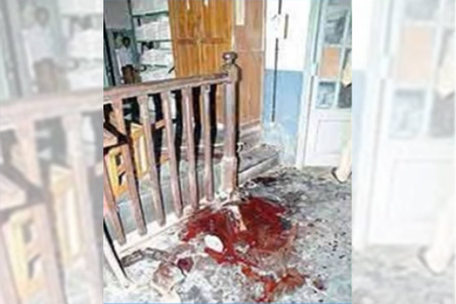 Akku Yadav Courtroom Bloodstain