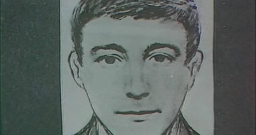 Alain Lamare Police Sketch
