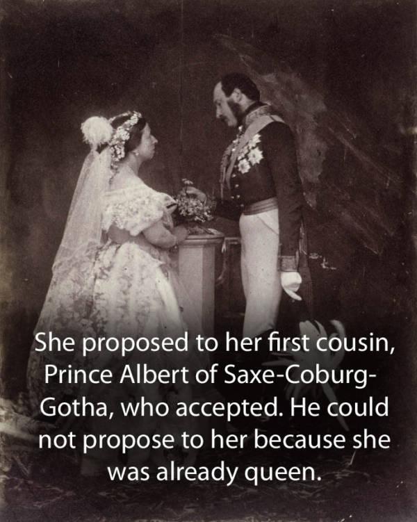 Wedding Of Queen Victoria To Prince Albert