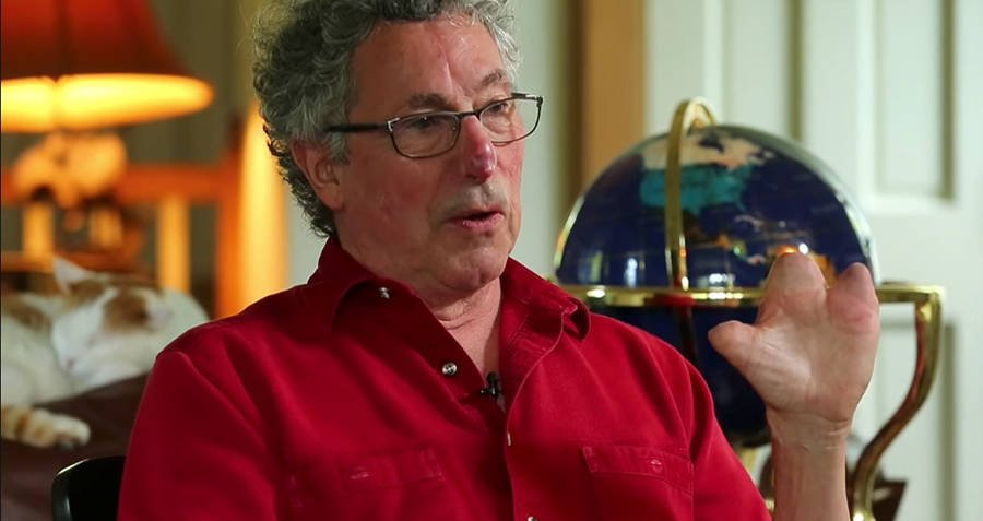 Beck Weathers Star Wars Hand