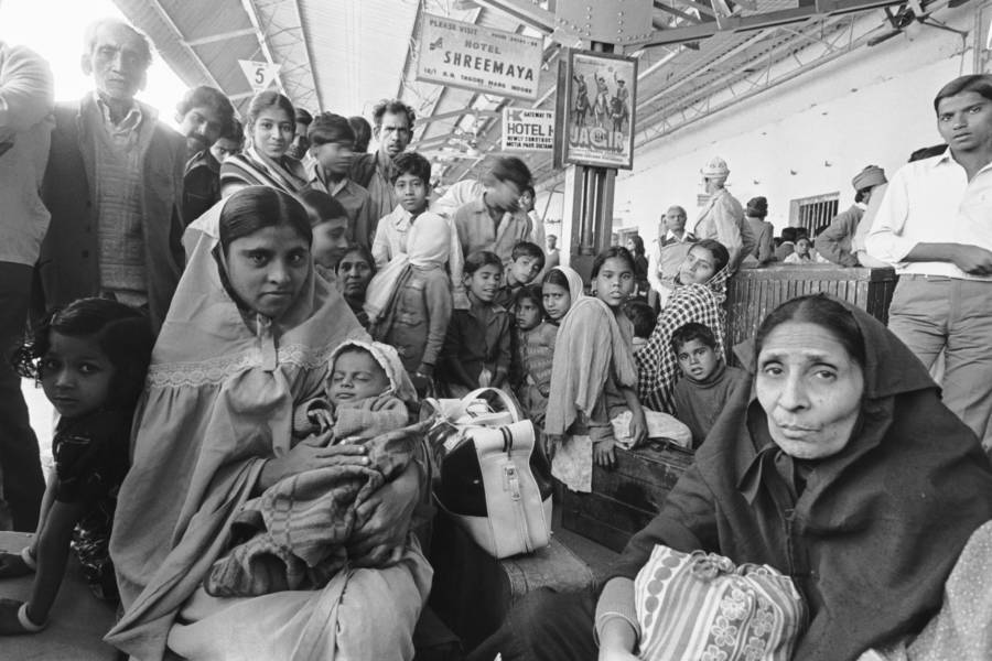 Bhopal Disaster Victims