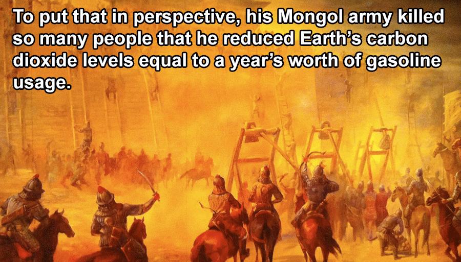 Mongol Slaughter
