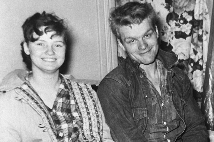 Caril Fugate And Charles Starkweather