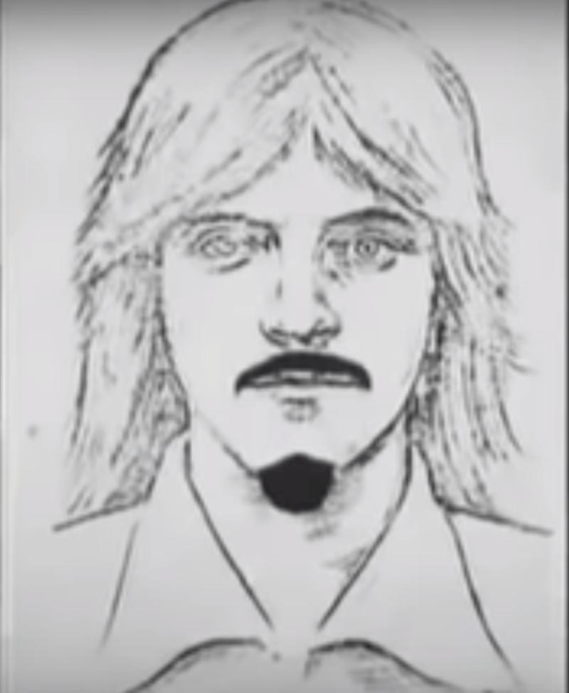 Richard Chase Sketch