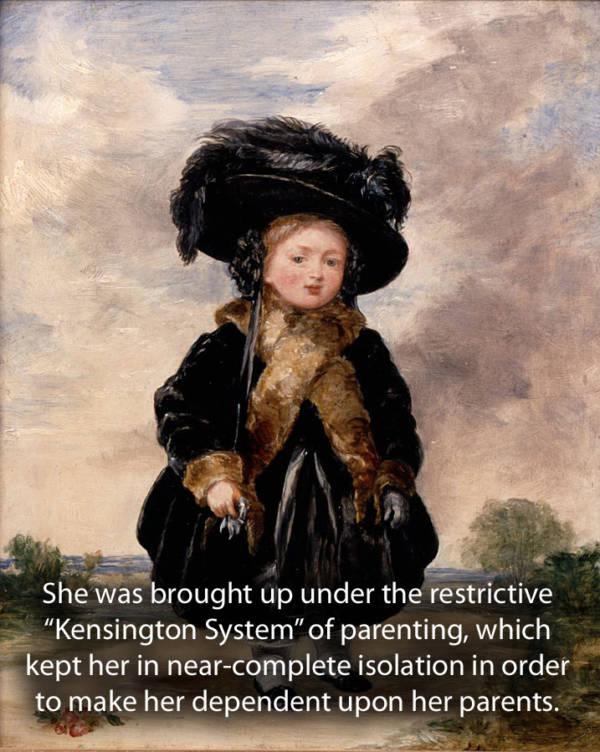 Queen Victoria As A Child