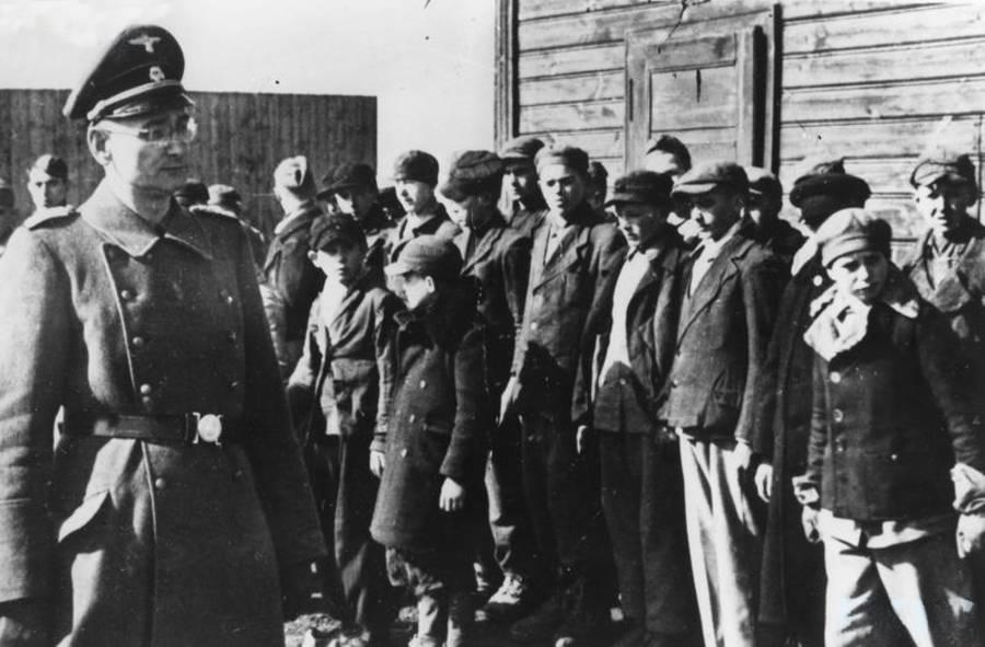Children In Nazi-Occupied Poland