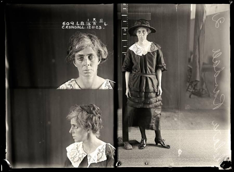 Clara Randall