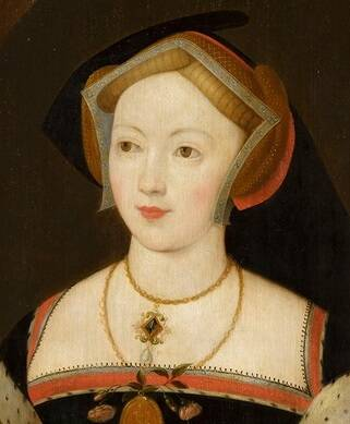 Uncovered Mary Boleyn Portrait