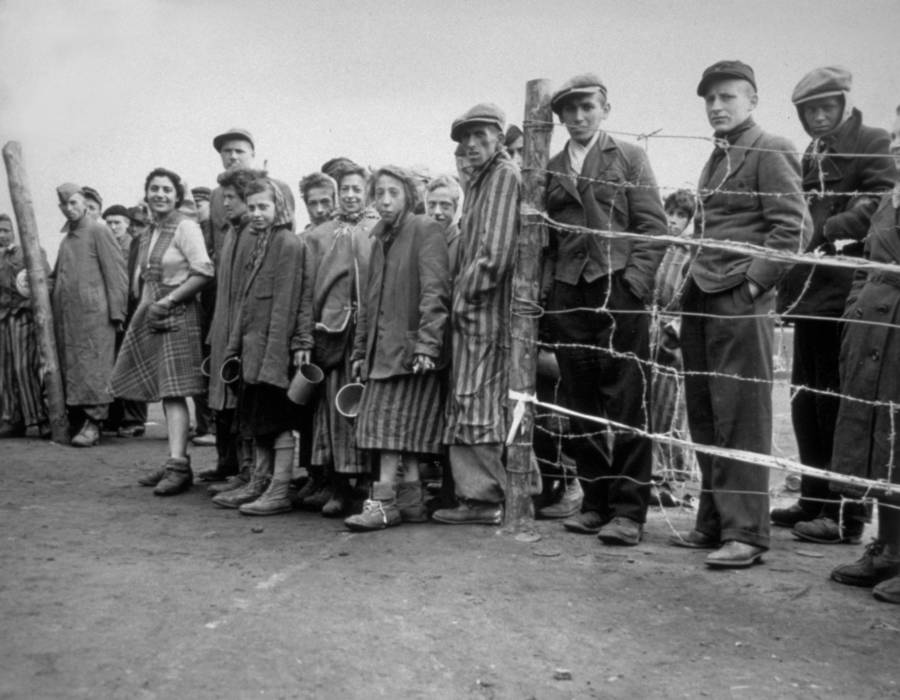 Concentration Camp Line