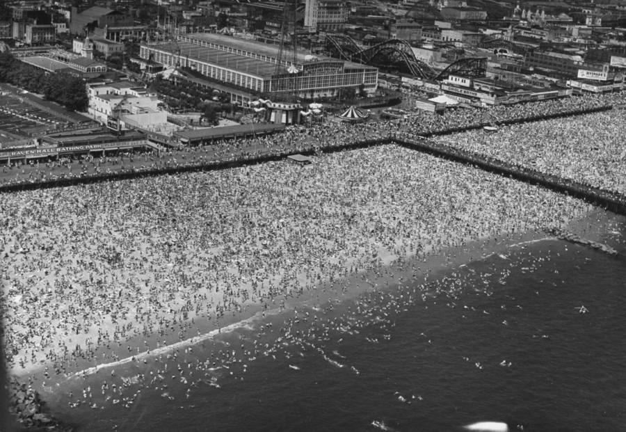 Coney Island July Fourth