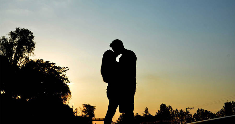Couple Sillhouette