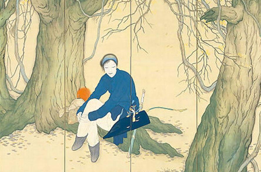 Depiction Of Mulan