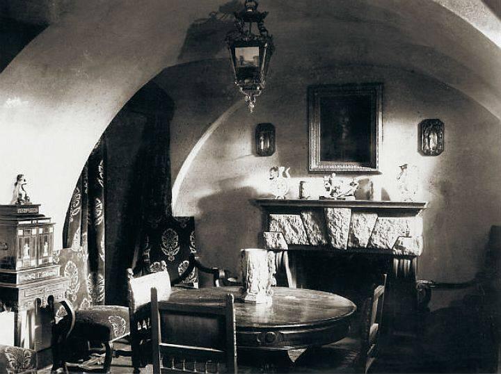 Felix Yusupovs Cellar