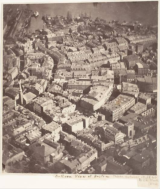 First Aerial Photo