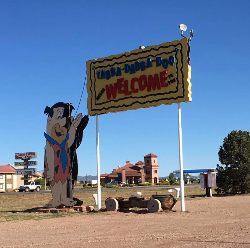 Flintstones Bedrock City Az