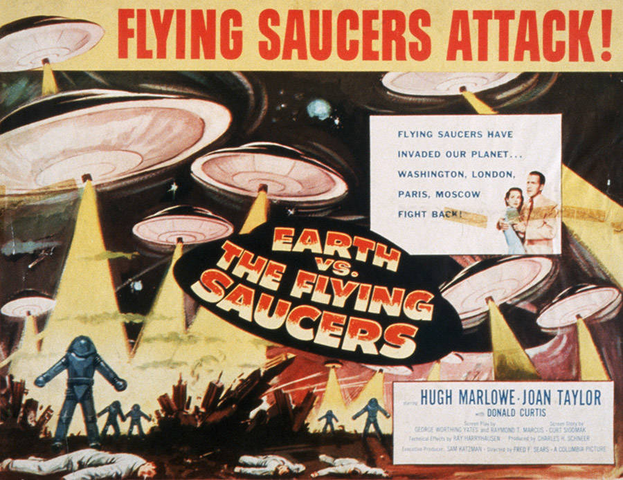 Flying Saucer Film