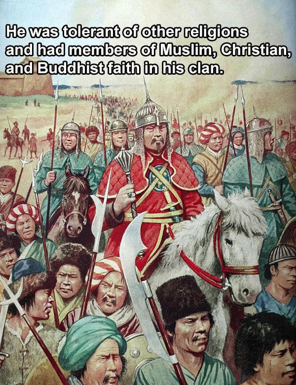 Genghis Khan's Clan