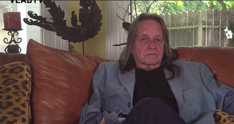 George Jung In 2017