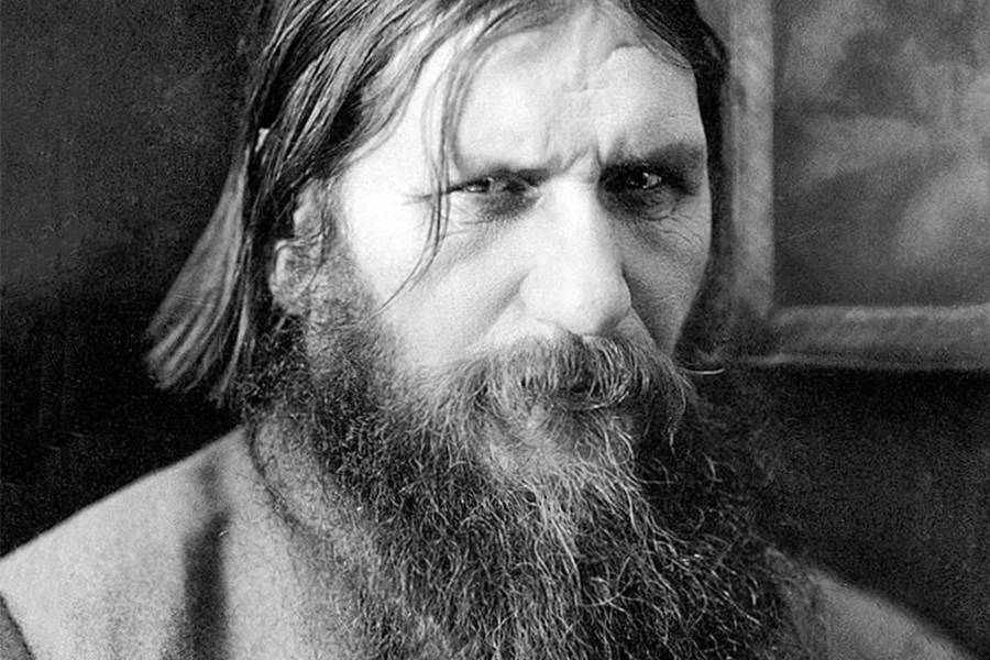 Death Of Rasputin Grigori