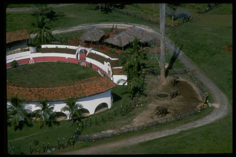 Hacienda Napoles Aerial Photo
