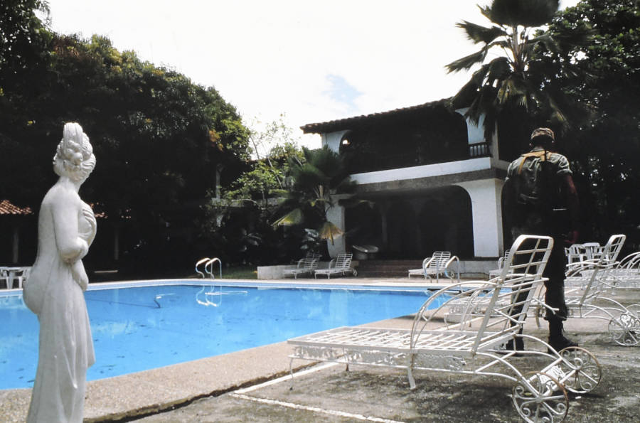 Hacienda Napoles Pool