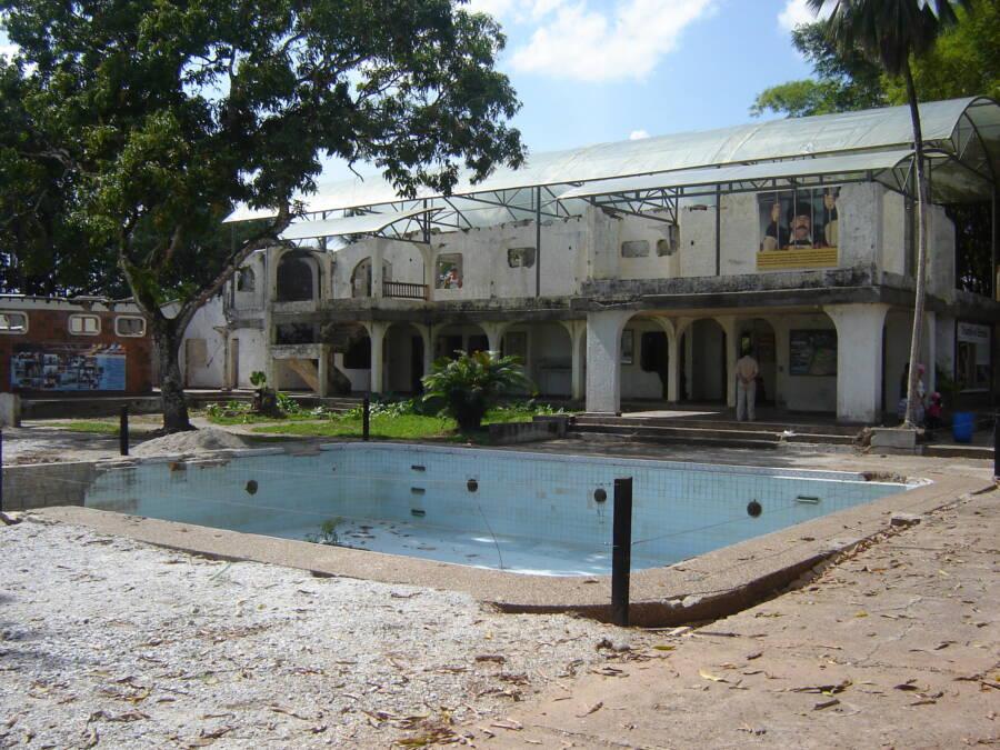 Hacienda Villa Ruins