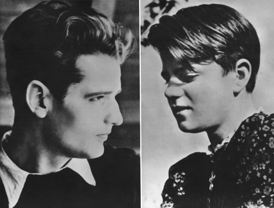 Hans Scholl And Sophie Scholl Of The White Rose Movement