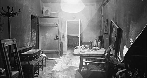 Hitler Bunker Bright Og
