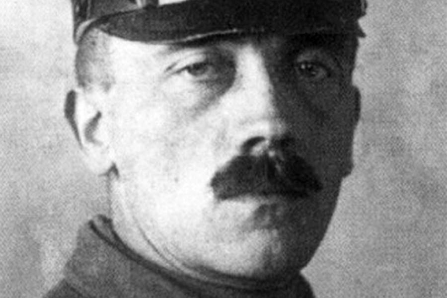 Adolf Hitler During World War I