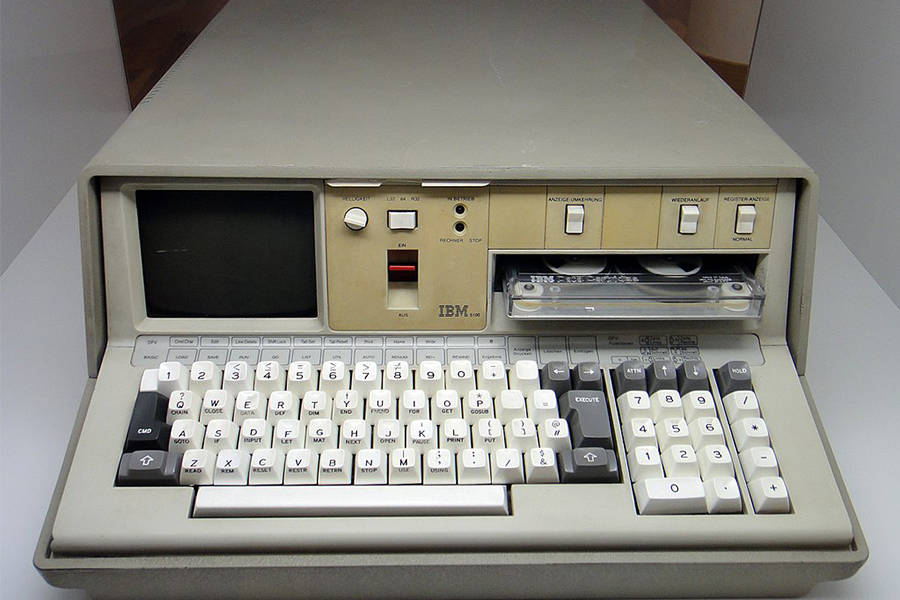 Ibm Computer For John Titor